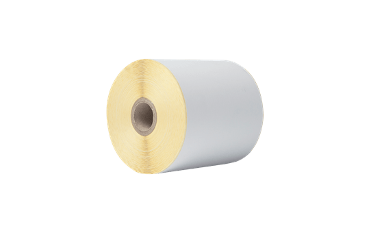 Direct Thermal Continuous Label Roll BDE-1J000102-102 (Box of 8) 3