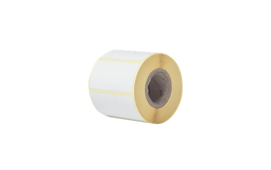 Direct Thermal Die-Cut Label Roll BDE-1J026051-060 (Box of 12) 2