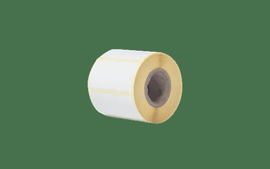 BDE-1J026051-060 - direkte termisk labelrulle med udstansede labels 2