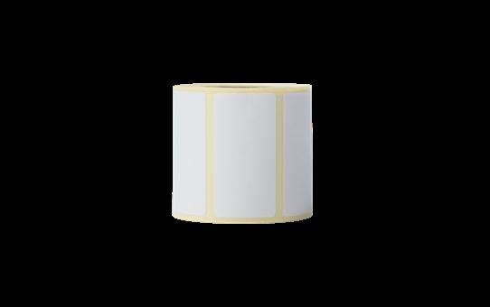 BDE-1J026051-060 - direkte termisk labelrulle med udstansede labels