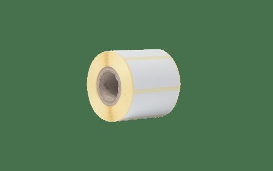 BDE-1J026051-060 - direkte termisk labelrulle med udstansede labels 3