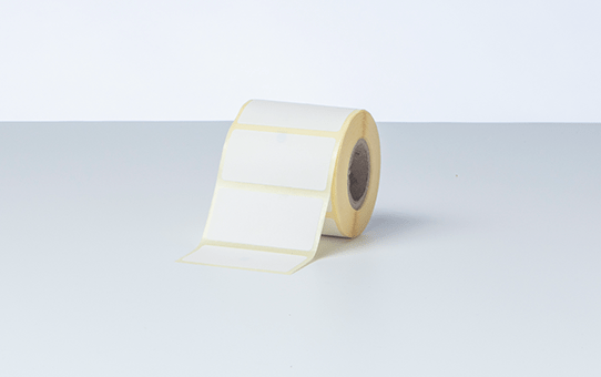 Direct Thermal Die-Cut Label Roll BDE-1J026051-060 (Box of 12) 4