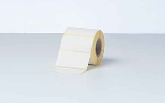 Tiešās termodrukas tehnoloģijas sagrieztas uzlīmes rullī BDE-1J026051-060 4