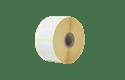 Tiešās termodrukas tehnoloģijas sagrieztas uzlīmes rullī BDE-1J026051-102 2