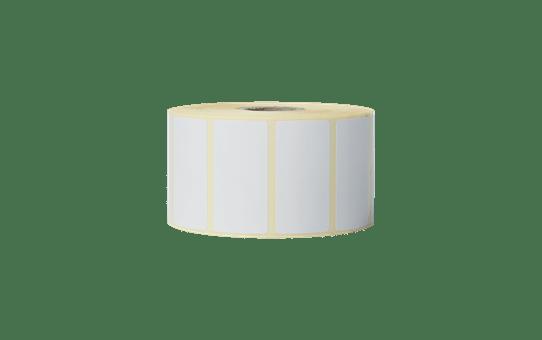 BDE-1J026051-102 - direkte termisk labelrulle med udstansede labels