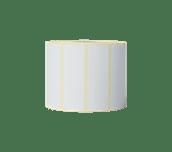Tiesioginių terminių nukerpamų etikečių ritinėlis BDE-1J026076-102