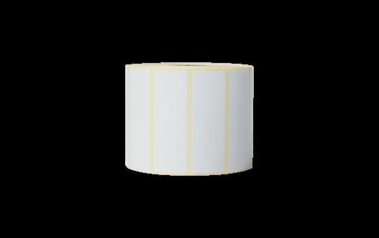 BDE-1J026076-102 - direkte termisk labelrulle med udstansede labels