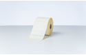 Brother originale BDE1J026076102 papiretiketter i fast format for direkte termisk utskriftsteknologi 4
