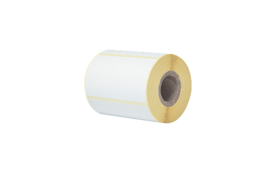 Direct Thermal Die-Cut Label Roll BDE-1J044076-066 (Box of 8) 2
