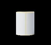 Tiesioginio terminio spausdinimo nukerpamų etikečių ritinėlis BDE-1J044076-066