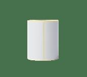 BDE-1J044076-066 - direkte termisk labelrulle med udstansede labels
