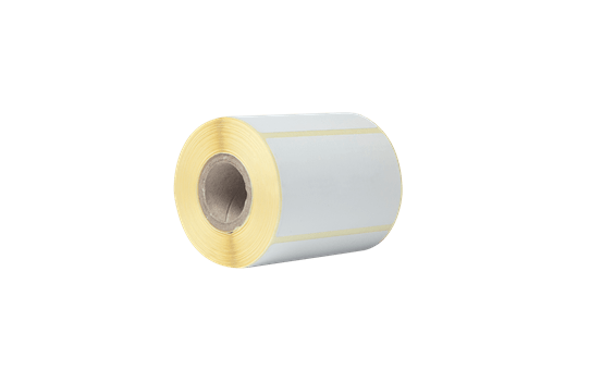 Direct Thermal Die-Cut Label Roll BDE-1J044076-066 (Box of 8) 3