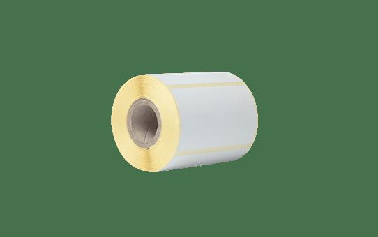 Tiešās termodrukas tehnoloģijas sagrieztas uzlīmes rullī BDE-1J044076-066 3