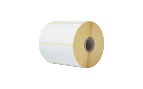 BDE-1J050102-102 - direkte termisk labelrulle med udstansede labels 2