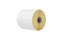 Tiesioginių terminių nukerpamų etikečių ritinėlis BDE-1J050102-102  2