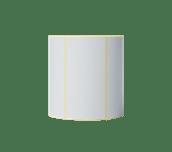 Brother originale BDE1J050102102 papiretiketter i fast format for direkte termisk utskriftsteknologi