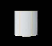 Tiesioginių terminių nukerpamų etikečių ritinėlis BDE-1J050102-102