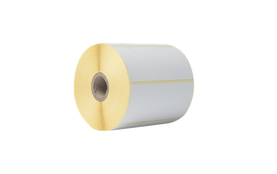 Direct Thermal Die-Cut Label Roll BDE-1J050102-102 (Box of 8) 3