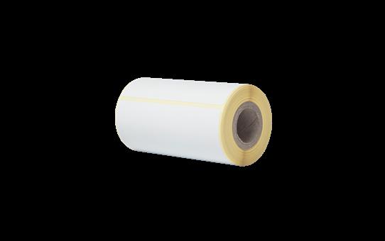BDE-1J152102-058 - direkte termisk labelrulle med udstansede labels  2