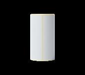 Tiesioginio terminio spausdinimo nukerpamų etikečių ritinėlis BDE-1J152102-058