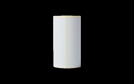 BDE-1J152102-058 - Muotoiltu tarra suoralämpötulostukseen