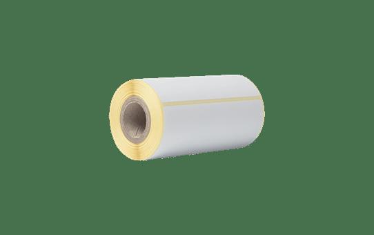 Tiesioginio terminio spausdinimo nukerpamų etikečių ritinėlis BDE-1J152102-058 3