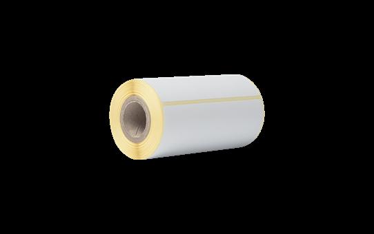 BDE-1J152102-058 - direkte termisk labelrulle med udstansede labels  3