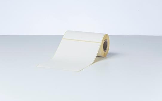 Tiesioginio terminio spausdinimo nukerpamų etikečių ritinėlis BDE-1J152102-058 4