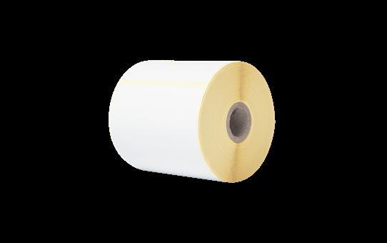 Brother originale BDE1J152102102 papiretiketter i fast format for direkte termisk utskriftsteknologi 2