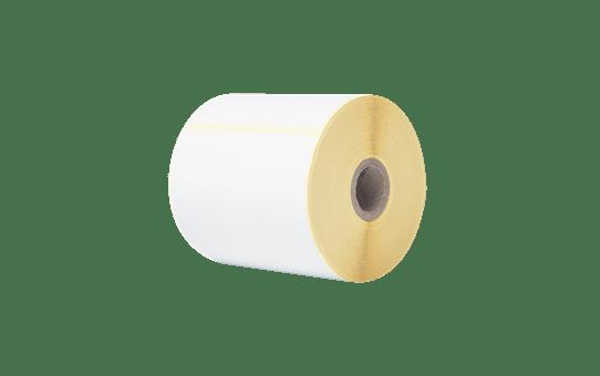 Rouleau d'étiquettes découpées pour l'impression thermique directe BDE-1J152102-102 (Boîte avec 8 rouleaux) 2