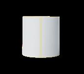 Tiešās termodrukas tehnoloģijas sagrieztas uzlīmes rullī BDE-1J152102-102