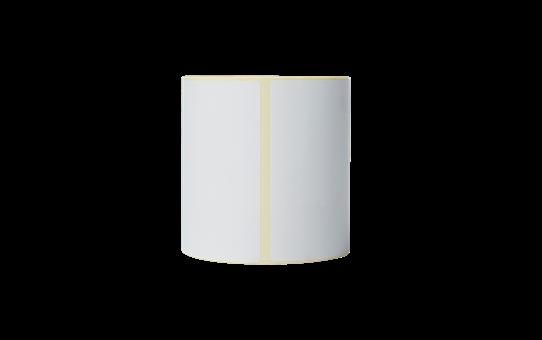 Brother originale BDE1J152102102 papiretiketter i fast format for direkte termisk utskriftsteknologi