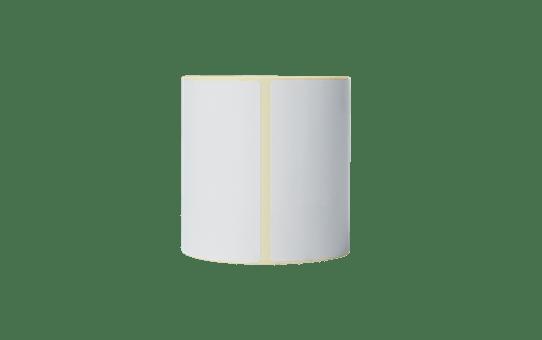 Rouleau d'étiquettes découpées pour l'impression thermique directe BDE-1J152102-102 (Boîte avec 8 rouleaux)