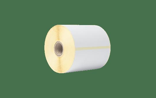 Rouleau d'étiquettes découpées pour l'impression thermique directe BDE-1J152102-102 (Boîte avec 8 rouleaux) 3
