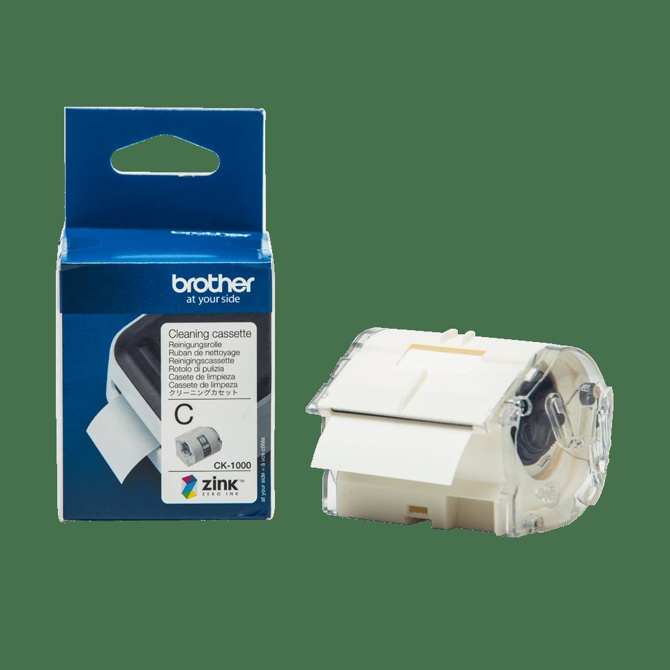 Rola CK1000 za čiščenje tiskalne glave tiskalnika nalepk VC500W _embalaža