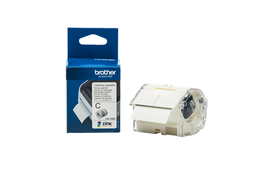 Genuine Brother CK-1000 print head cleaning roll, 50mm wide 3