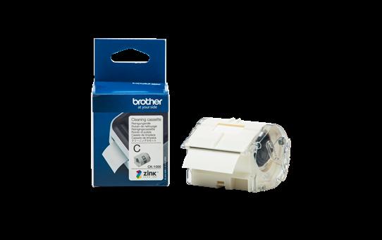 Brother original CK-1000 rengöringskassett för skrivhuvud, 50 mm bred 3