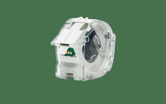 Oryginalna taśma ciągła Brother CZ-1001 o szerokości 9mm umożliwiająca druk kolorowych etykiet 3
