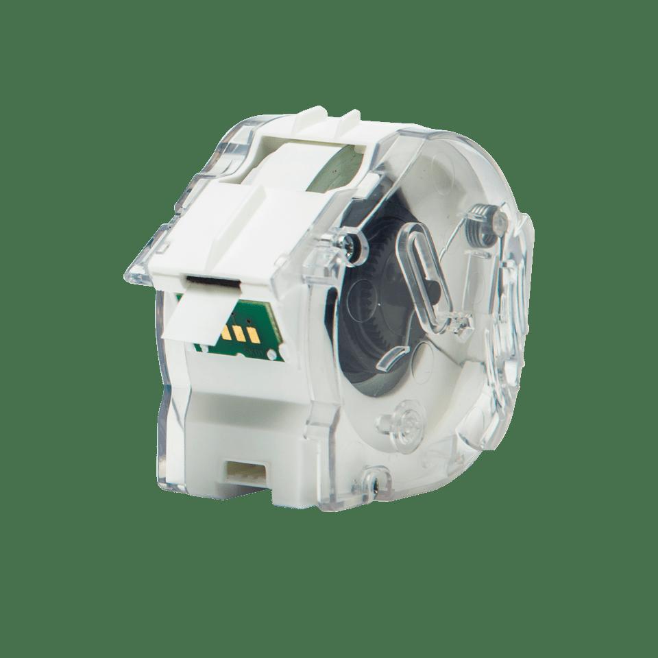 Oriģināls Brother CZ-1001 pilnkrāsu, vienlaidu garuma uzlīmju rullis, 9mm platas uzlīmes 3