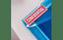 CZ-1001 ruban d'étiquettes couleur 9mm 6