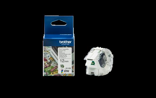 Brother CZ-1002 касета с лента за печат на пълноцветни етикети
