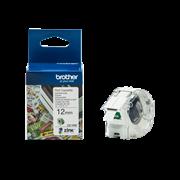 Rollo de cinta adhesiva para etiquetas a color CZ1002 Brother