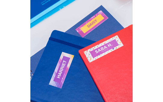 CZ-1004 kleuren labeltape 25mm 15