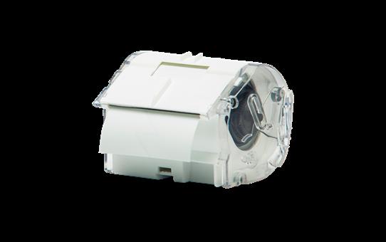 Oryginalna taśma ciągła Brother CZ-1005 o szerokości 50mm umożliwiająca druk kolorowych etykiet 3