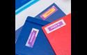 Brother CZ-1005 оригинална лента за печат на пълноцветни етикети 15
