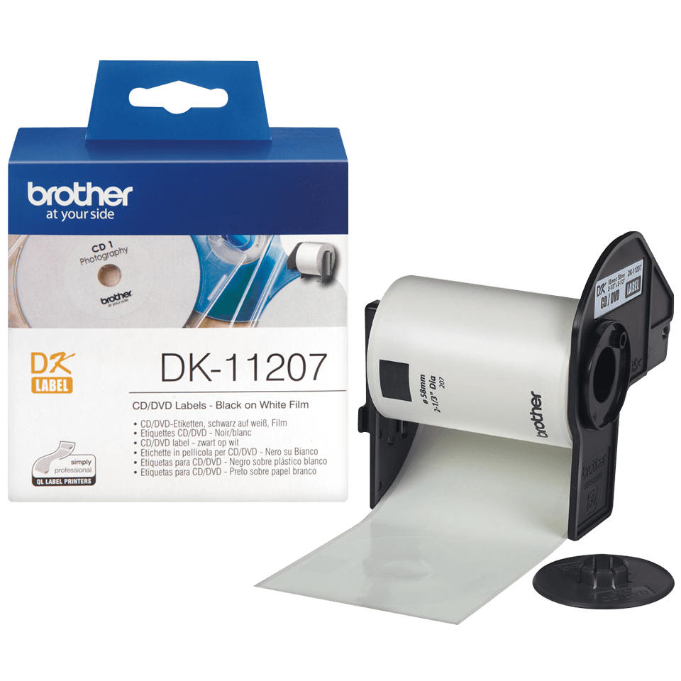 Brother DK-11207 [0]