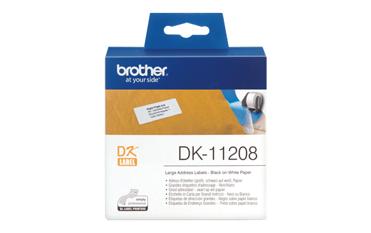 DK-11208 grote adreslabels