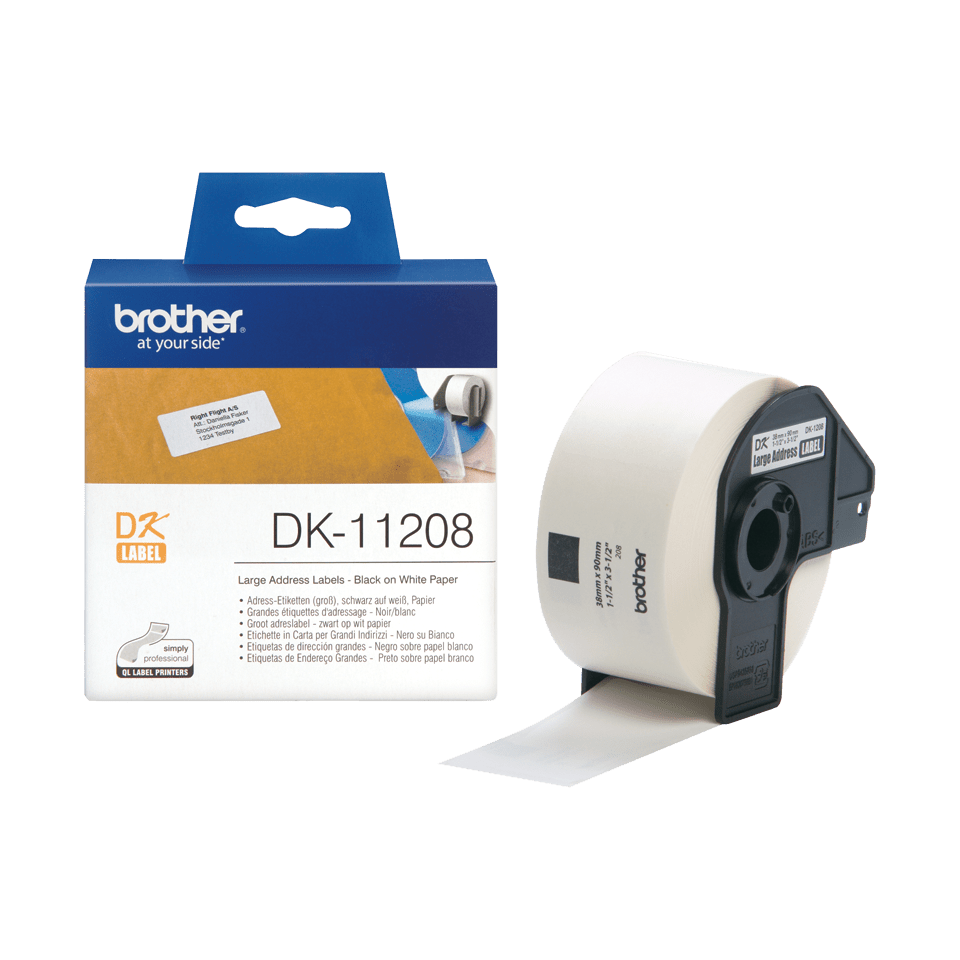 Brother DK-11208 [0]