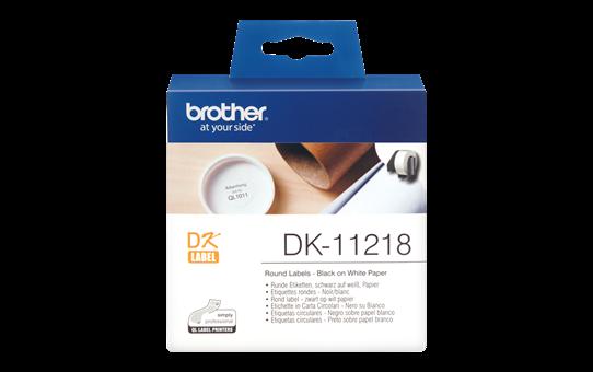 DK-11218 ronde labels