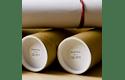 Oriģināls Brother DK11219 melnas drukas balts marķēšanas lentes rullis Ø 12mm 2